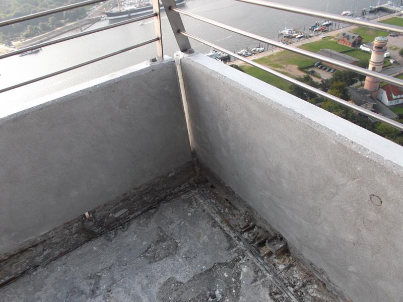 balkon erhöhen